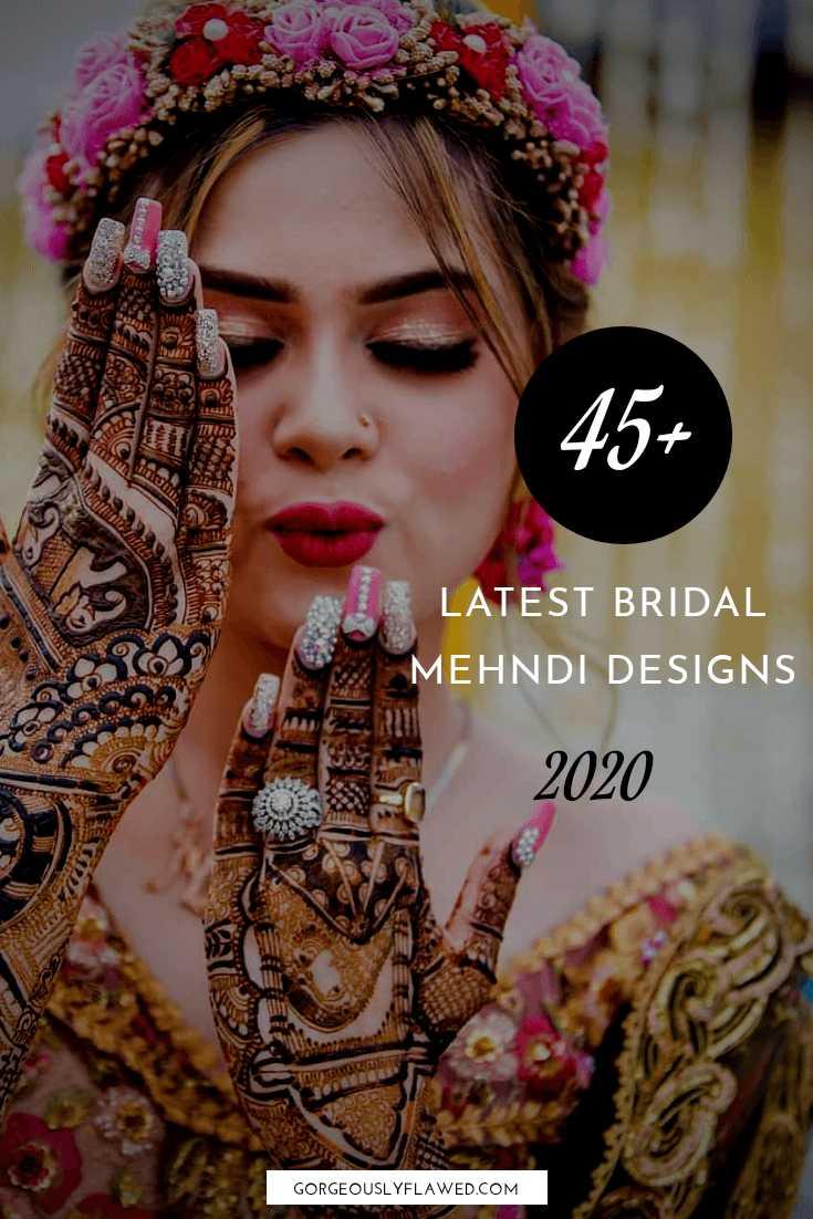 Latest Bridal Mehndi Designs 2020 - Images & Inspirations | Wedding Mehndi Designs