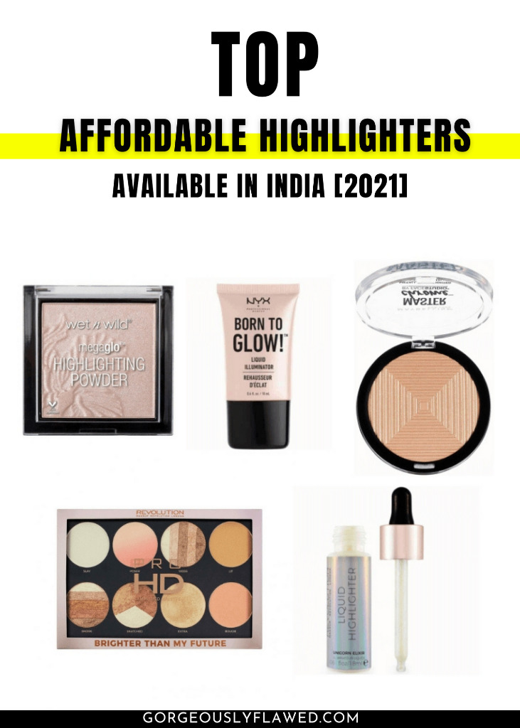 best affordable highlighters in India 2021