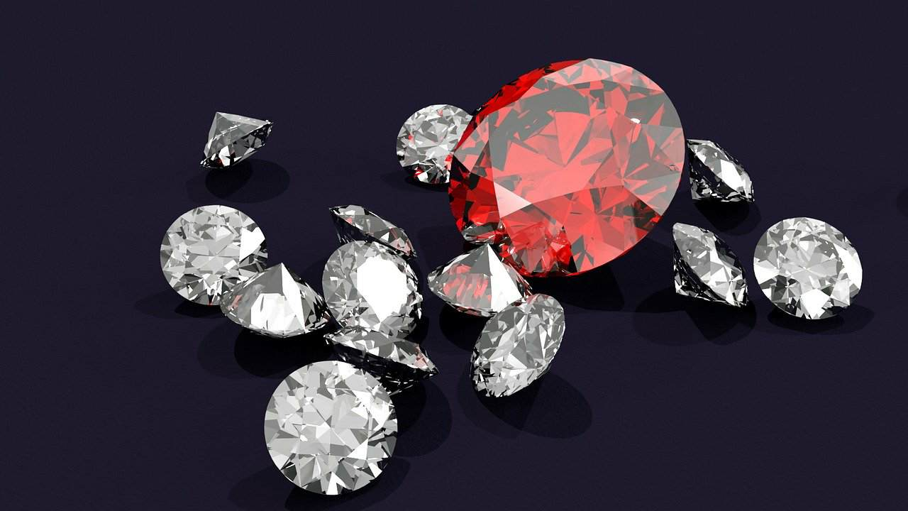 Diamonds and the Four C's for Quality