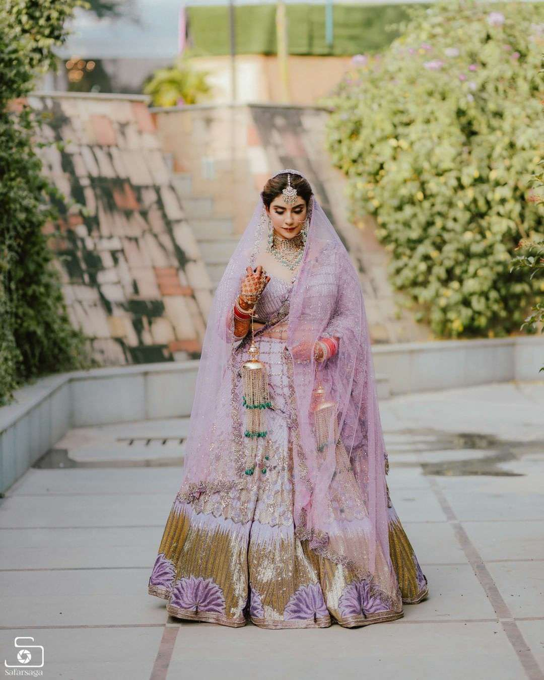 Indian Bridal Lehenga Colours Inspirations