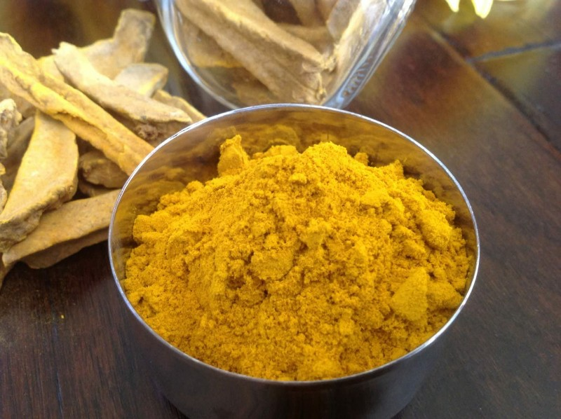Wild Turmeric For Acne