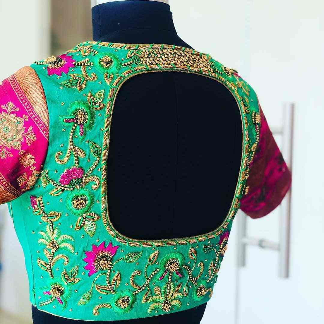 New Blouse Designs 2020