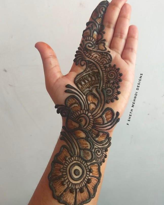 Rakshabandhan Mehndi Designs 2020