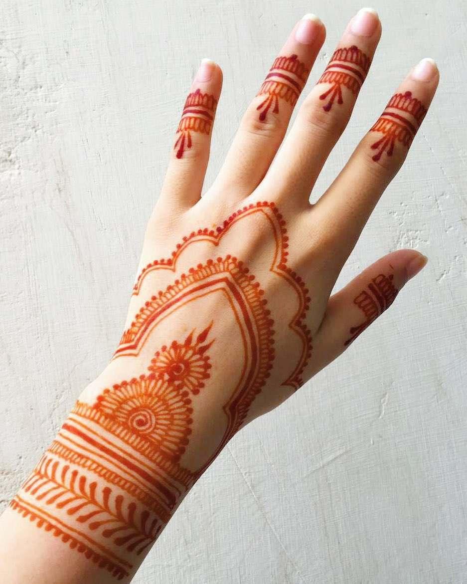 Eid Al-Adha Mehndi Designs
