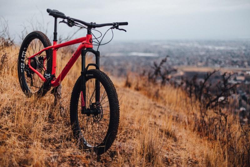 Hybrid vs Mountain Bike