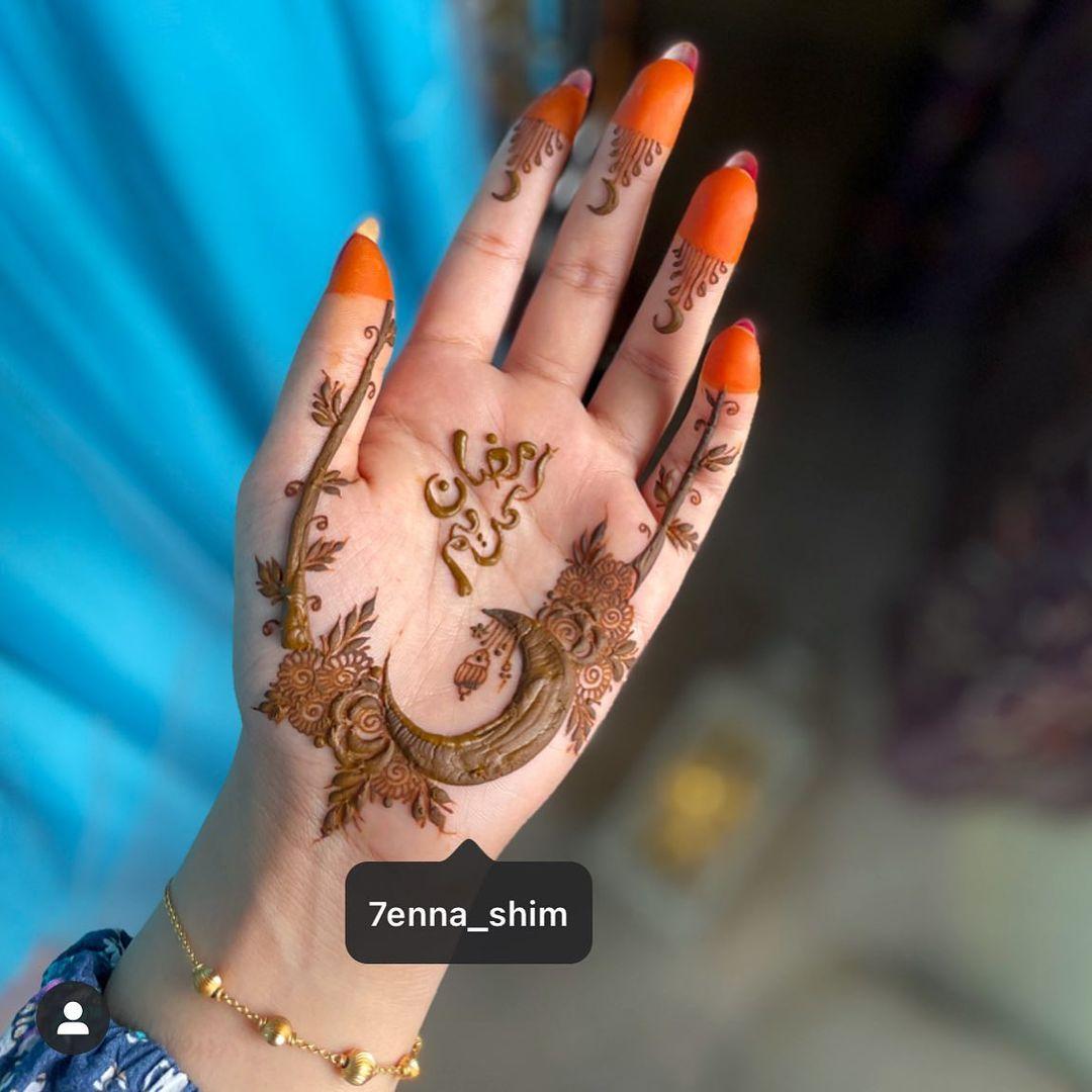 Eid-al-Fitr Mehndi Design Images